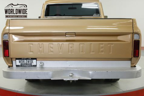 1971 Chevrolet C10  350 AUTO. MANY UPGRADES. EXTREMELY CLEAN PS | Denver, CO | Worldwide Vintage Autos in Denver, CO