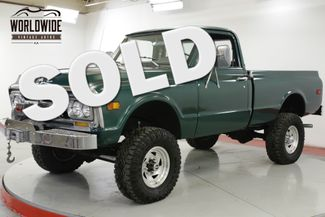 1971 Chevrolet K10  V8 TH400 AUTO 4X4 SHORTBOX RARE MODEL | Denver, CO | Worldwide Vintage Autos in Denver CO