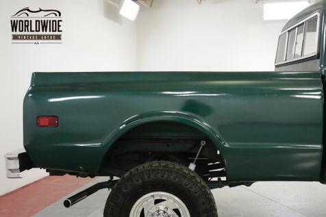 1971 Chevrolet C10  350V8 TH400 AUTO 4X4 3/4 TON AXLES SHORTBOX | Denver, CO | Worldwide Vintage Autos in Denver, CO