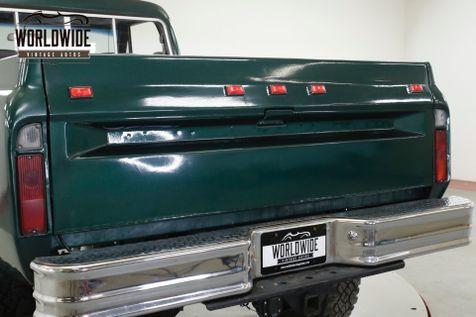 1971 Chevrolet K10  V8 TH400 AUTO 4X4 SHORTBOX RARE MODEL | Denver, CO | Worldwide Vintage Autos in Denver, CO
