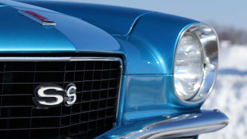 1971 Chevrolet Camaro SS 396 4 Speed Manual Trans in Rowlett, Texas