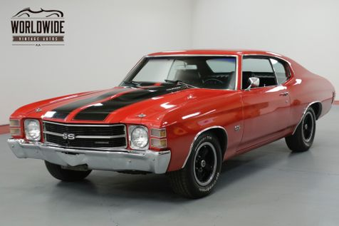 1971 Chevrolet CHEVELLE SS. 4 SPEED. DISC BRAKES. PS. MUST SEE  | Denver, CO | Worldwide Vintage Autos in Denver, CO