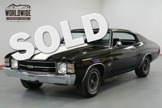 1971 Chevrolet CHEVELLE FRAME OFF ROTISSERIE RESTORATION! GM 454 V8  | Denver, CO | Worldwide Vintage Autos in Denver CO