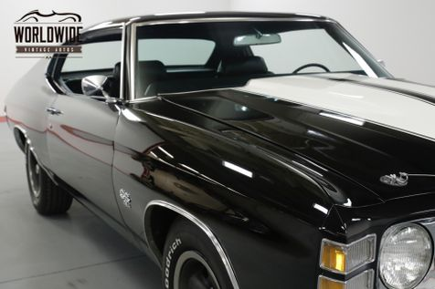 1971 Chevrolet CHEVELLE FRAME OFF ROTISSERIE RESTORATION! GM 454 V8  | Denver, CO | Worldwide Vintage Autos in Denver, CO