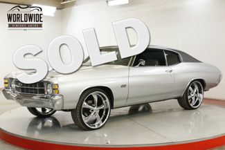 1971 Chevrolet CHEVELLE  454 BIG BLOCK AUTO DUAL EXHAUST  | Denver, CO | Worldwide Vintage Autos in Denver CO