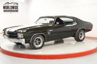 1971 Chevrolet CHEVELLE  in Denver CO