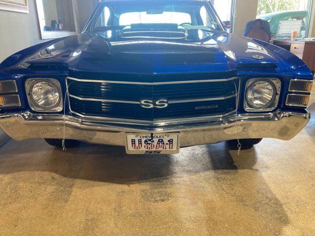 1971 Chevrolet Chevelle/Malibu SS 454 Clone in Boerne, Texas 78006