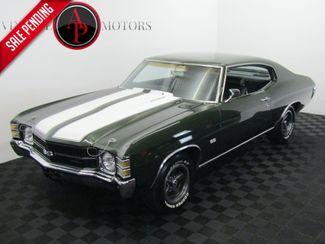 1971 Chevrolet CHEVELLE SS V8 454 4 SPEED AC in Statesville, NC 28677