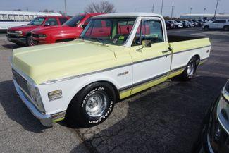 1971 Chevrolet Cheyenne Short bed Blanchard, Oklahoma 2