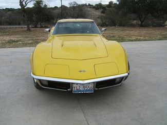 1971 Chevrolet Corvette 454 BB 365HP Stingray Beaumont, TX