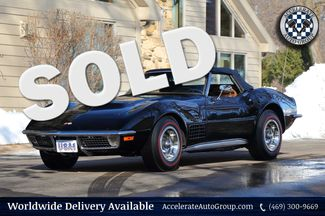 1971 Chevrolet Corvette Conv RESTORED LS5 454 AUTO TRANS AC RESTORED VERY NICE! in Rowlett
