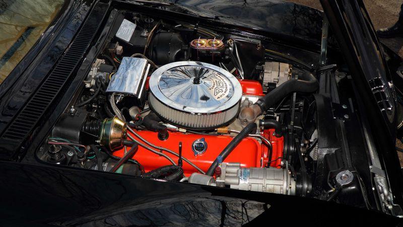 1971 Chevrolet Corvette Conv RESTORED LS5 454 AUTO TRANS AC RESTORED VERY NICE! in Rowlett, Texas
