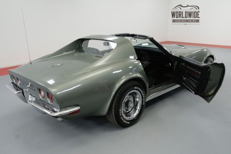 1971 Chevrolet CORVETTE 454 LS5 SPORT COUPE 4 SPEED MATCHING #S | Denver, CO | Worldwide Vintage Autos in Denver, CO