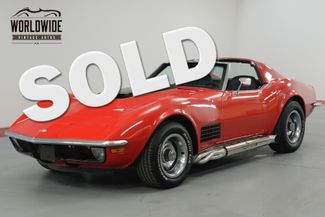 1971 Chevrolet CORVETTE in Denver CO