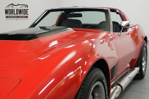 1971 Chevrolet CORVETTE RESTORED. WILWOOD. RIDETECH. EFI HIGH DOLLAR  | Denver, CO | Worldwide Vintage Autos in Denver, CO