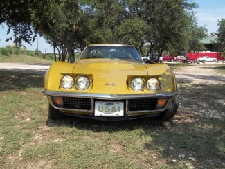 1971 Chevrolet Corvette Stingray Beaumont, TX
