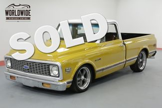 1971 Chevrolet C10 350V8 AUTO SUPERCHARGER FAST SHORTBOX | Denver, CO | Worldwide Vintage Autos in Denver CO