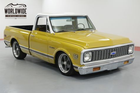 1971 Chevrolet C10 350V8 AUTO SUPERCHARGER FAST SHORTBOX | Denver, CO | Worldwide Vintage Autos in Denver, CO