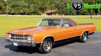 1971 Chevrolet EL CAMINO SPORT in Hope Mills NC, 28348