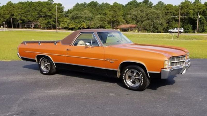 1971 Chevrolet EL CAMINO SPORT  in Hope Mills, NC