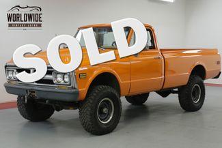 1971 Chevrolet K10 POWERFULL 454 BIG BLOCK V8  | Denver, CO | Worldwide Vintage Autos in Denver CO
