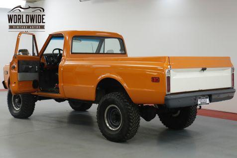 1971 Chevrolet K10 POWERFULL 454 BIG BLOCK V8  | Denver, CO | Worldwide Vintage Autos in Denver, CO