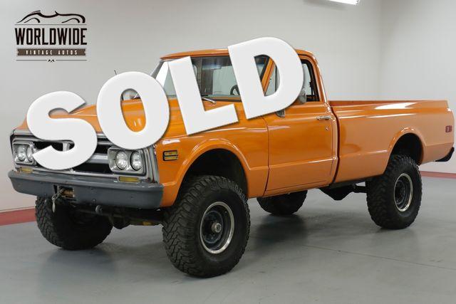 1971 Chevrolet K10 REBUILT POWERFULL 454 BIG BLOCK V8    Denver, CO   Worldwide Vintage Autos in Denver CO