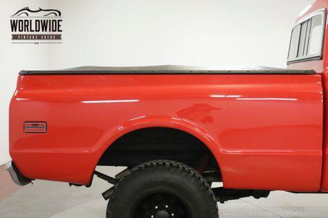 1971 Chevrolet K10 350 V8 AUTO 4X4 PS PB SHORTBOX | Denver, CO | Worldwide Vintage Autos in Denver, CO