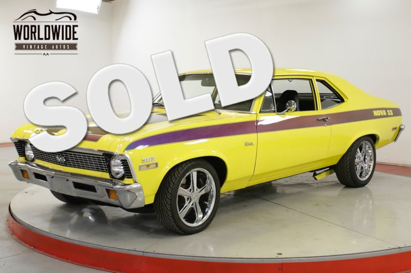 1971 Chevrolet NOVA CUSTOM TWO-TONE PAINT J383 V8 SS PS PB | Denver, CO | Worldwide Vintage Autos