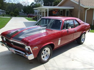 1971 Chevrolet Nova  | Mokena, Illinois | Classic Cars America LLC in Mokena Illinois