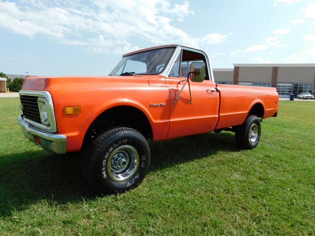 1971 Chevy C-10 4x4 LWB in Mustang OK, 73064