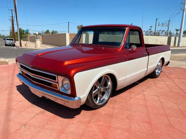 1971 Chevy C10 Short bed