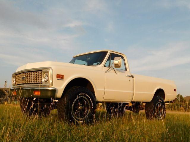 1971 Chevy K20