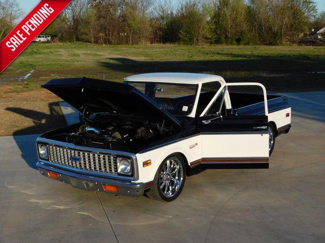 1971 Custom Built Ls C10 CHEVY C10 in Mustang, OK 73064