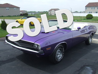 1971 Dodge Challenger  | Mokena, Illinois | Classic Cars America LLC in Mokena Illinois