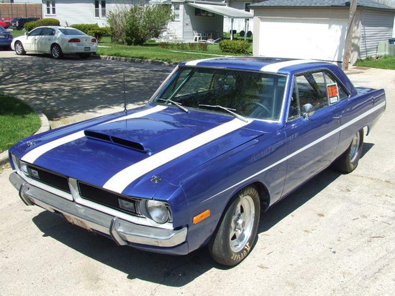 1971 Dodge Dart    Mokena, Illinois   Classic Cars America LLC in Mokena Illinois