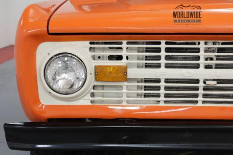 1971 Ford BRONCO RESTORED! UNCUT! 302 V8! 4X4. MUST SEE!  | Denver, CO | Worldwide Vintage Autos in Denver, CO