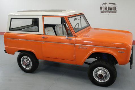 1971 Ford BRONCO RESTORED! UNCUT! 302 V8! 4X4. MUST SEE!    Denver, CO   Worldwide Vintage Autos in Denver, CO
