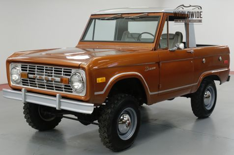 1971 Ford BRONCO UNCUT! FRAME OFF RESTORATION, PS, PB, 4X4.   | Denver, CO | Worldwide Vintage Autos in Denver, CO