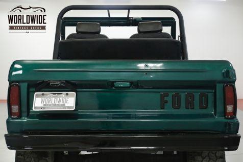 1971 Ford BRONCO TEXAS TRUCK. V8 4x4 PS DISC BRAKES! LIFT   | Denver, CO | Worldwide Vintage Autos in Denver, CO