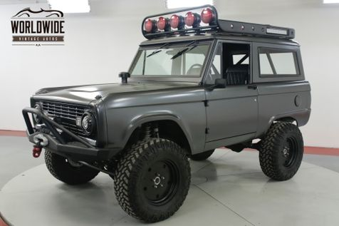 1971 Ford BRONCO  $200K+ BUILD SEMA COYOTE 5.0L AC UNCUT | Denver, CO | Worldwide Vintage Autos in Denver, CO