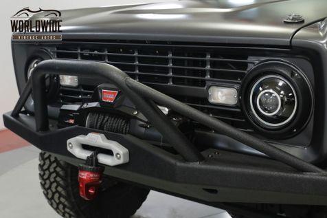 1971 Ford BRONCO  $200K+ BUILD SEMA COYOTE 5.0L AC UNCUT | Denver, CO | Worldwide Vintage Autos in Denver, CO