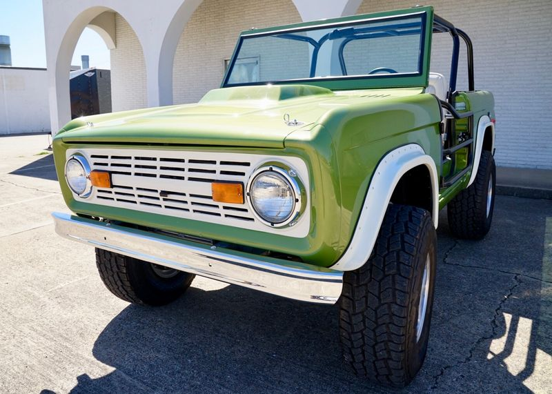 1971 Ford Bronco WEEKEND WARRIOR in Rowlett, Texas