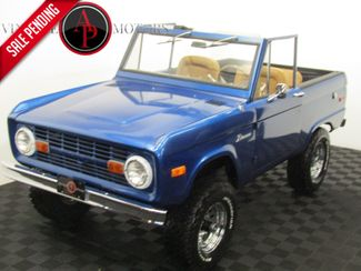 1971 Ford BRONCO UN CUT SOFT TOP 4X4 in Statesville, NC 28677