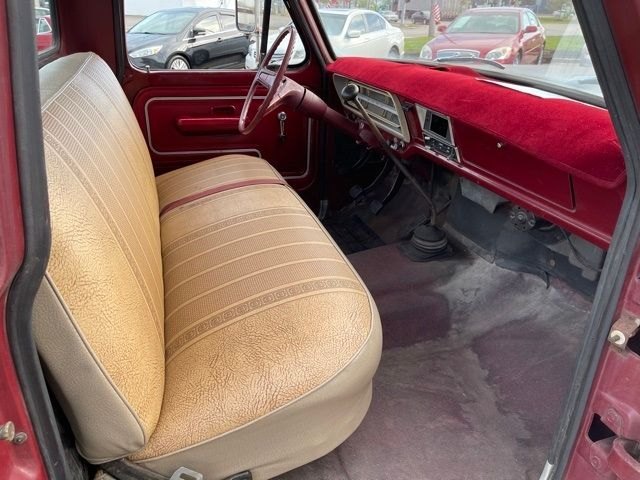 1971 Ford F-250 Single Cab in Medina, OHIO 44256