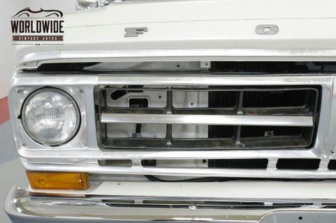 1971 Ford F250  CREW CAB. FRAME OFF RESTORED. 351. AUTO. 4x4  | Denver, CO | Worldwide Vintage Autos in Denver, CO
