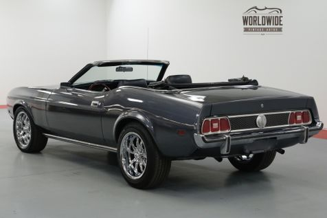 1973 Ford MUSTANG  POWER TOP 302V8 C4 AUTO TRANSMISSION. PS PB  | Denver, CO | Worldwide Vintage Autos in Denver, CO
