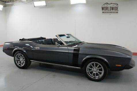 1971 Ford MUSTANG  POWER TOP 302V8 C4 AUTO TRANSMISSION. PS PB  | Denver, CO | Worldwide Vintage Autos in Denver, CO