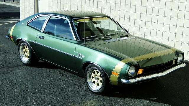 1971 Ford PINTO RUNABOUT CALIFORNIA CAR Phoenix, Arizona 29