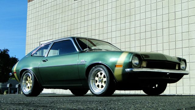 1971 Ford PINTO RUNABOUT CALIFORNIA CAR Phoenix, Arizona 20